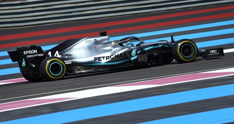 GP de l'Eifel de F1 : le programme TV du week-end