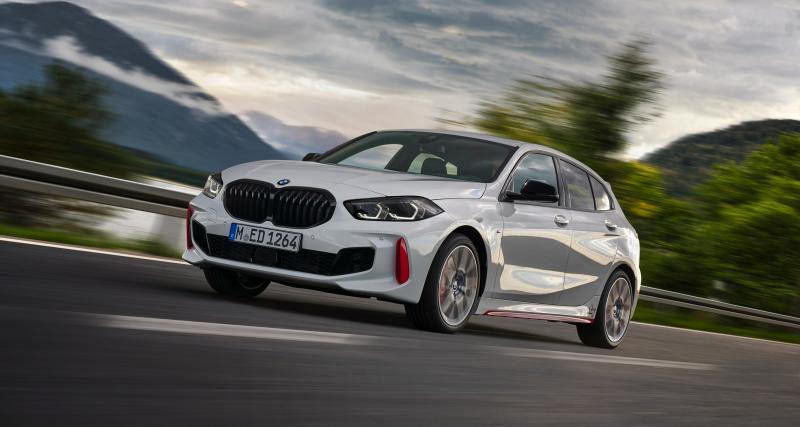 BMW dévoile la 128ti, une traction compacte de 265 ch