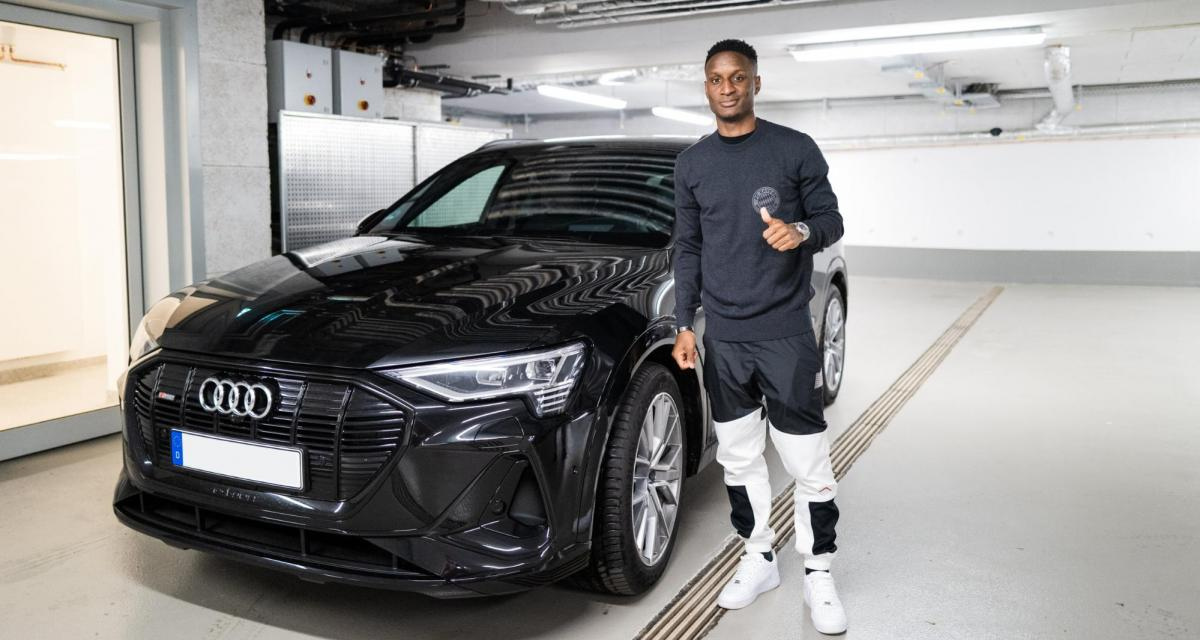 Mercato : Bouna Sarr passe au vert, il quitte Lexus pour une Audi e-tron