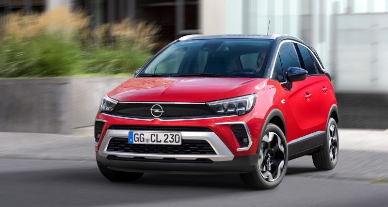 """Opel Vizor"" au coeur du style"