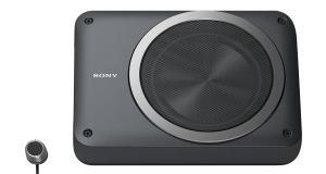 Sony USA dévoile un caisson de grave extraplat