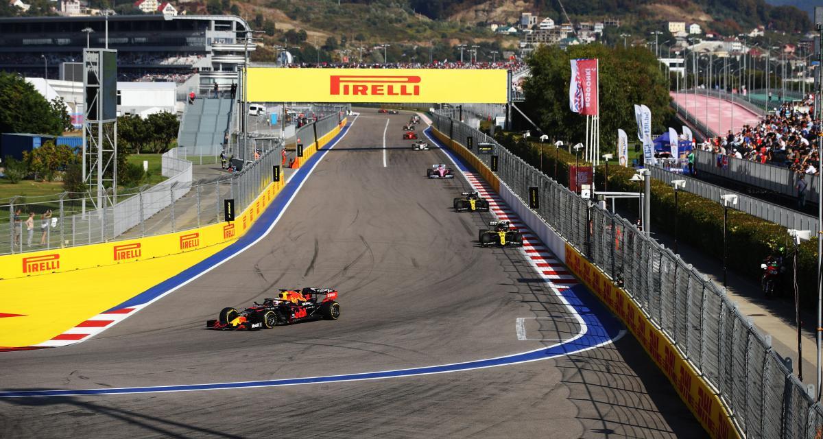 GP d'Eifel de F1 en streaming : où voir les essais libres ?