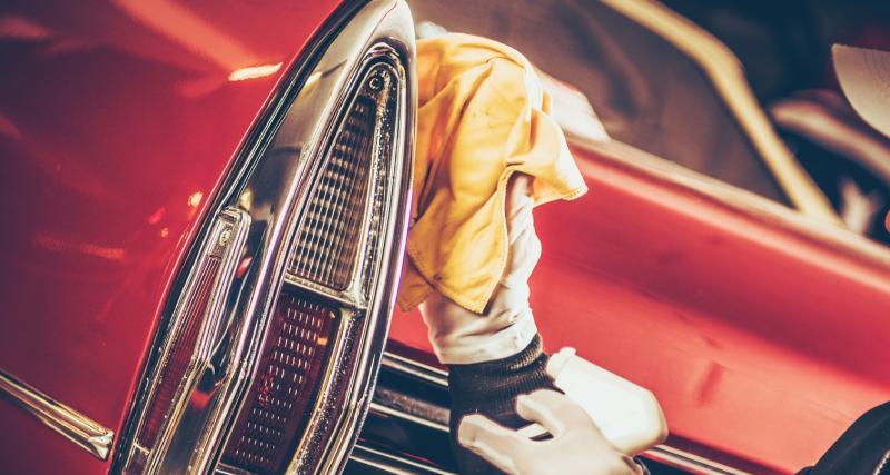 Entretien de ma voiture : 3 conseils pour des chromes éclatants