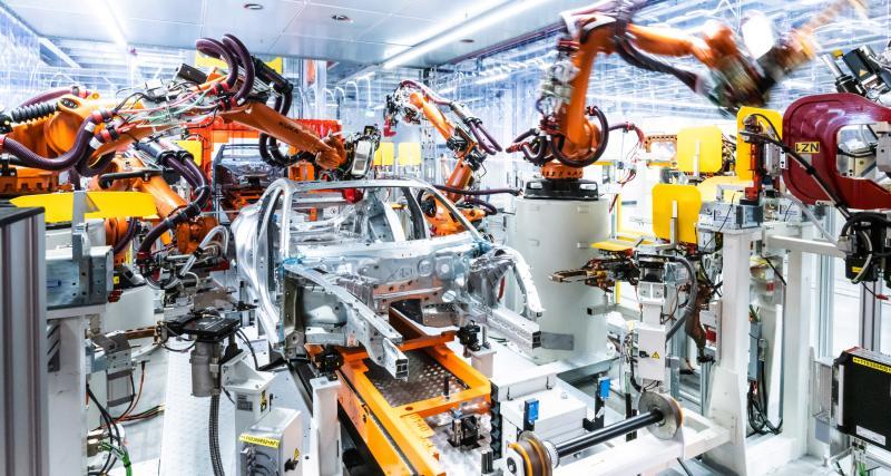 Audi e-tron GT : début de la production à la fin de l'année, des photos pour patienter