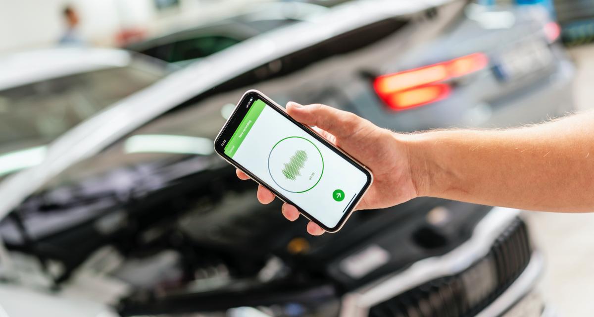 Skoda lance une application audio capable d'analyser les problèmes rencontrés par votre voiture