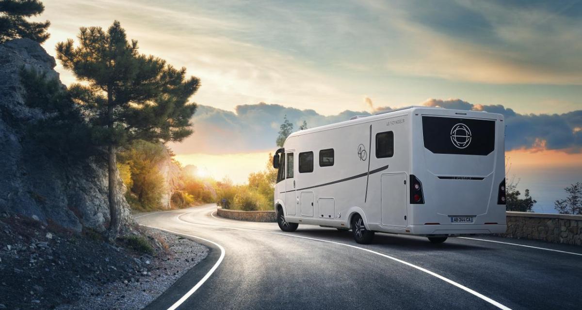 Camping-car : Le Voyageur vous invite à venir découvrir toute sa collection en mode VIP
