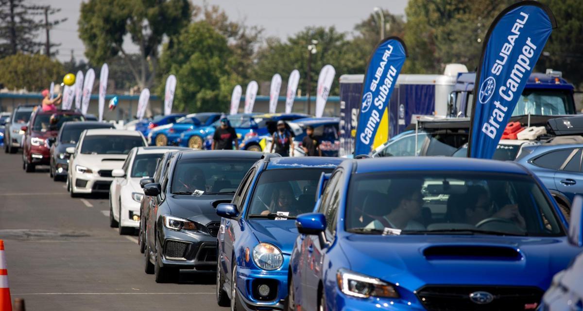 Subaru bat un nouveau record du monde et aide les plus démunis