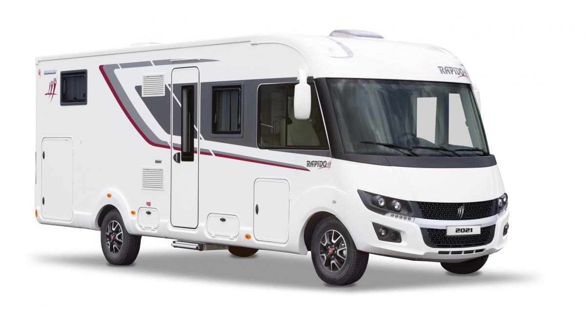 Rapido, Fendt, Chausson, etc… retour sur les nouveautés camping-car de la semaine
