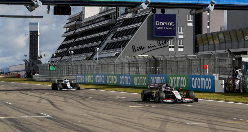 GP d'Eifel de F1 : la grille de départ, la pole pour Bottas