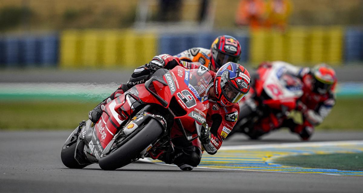 GP de France de MotoGP en streaming : où voir la course