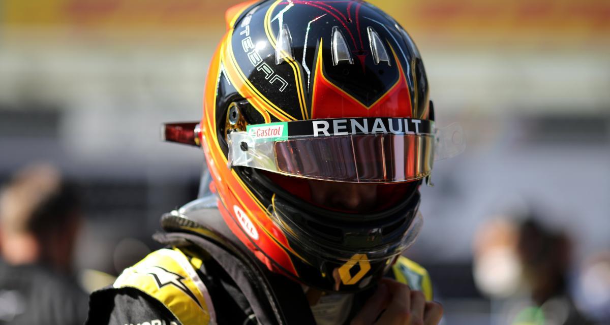 GP d'Eifel de F1 en vidéo : la réaction d'Ocon après son abandon