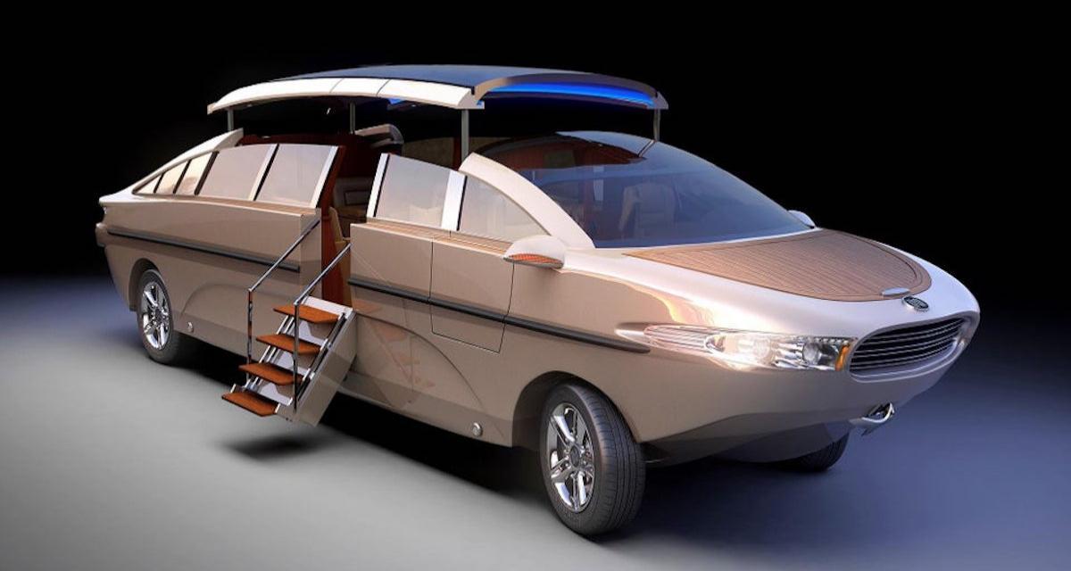 DeLorean, camping-car, voiture toilettes… 10 des voitures improbables trouvées sur Reddit
