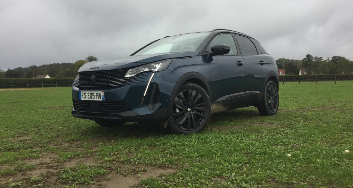 Essai nouveau Peugeot 3008 restylé (2021) : le leader du marché poursuit sa route avec sérénité
