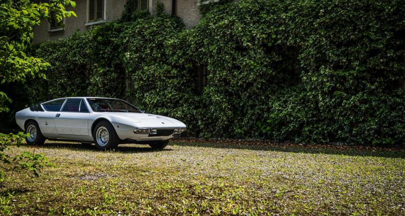 Lamborghini Urraco : les 50 ans de celle qui a failli ruiner le constructeur