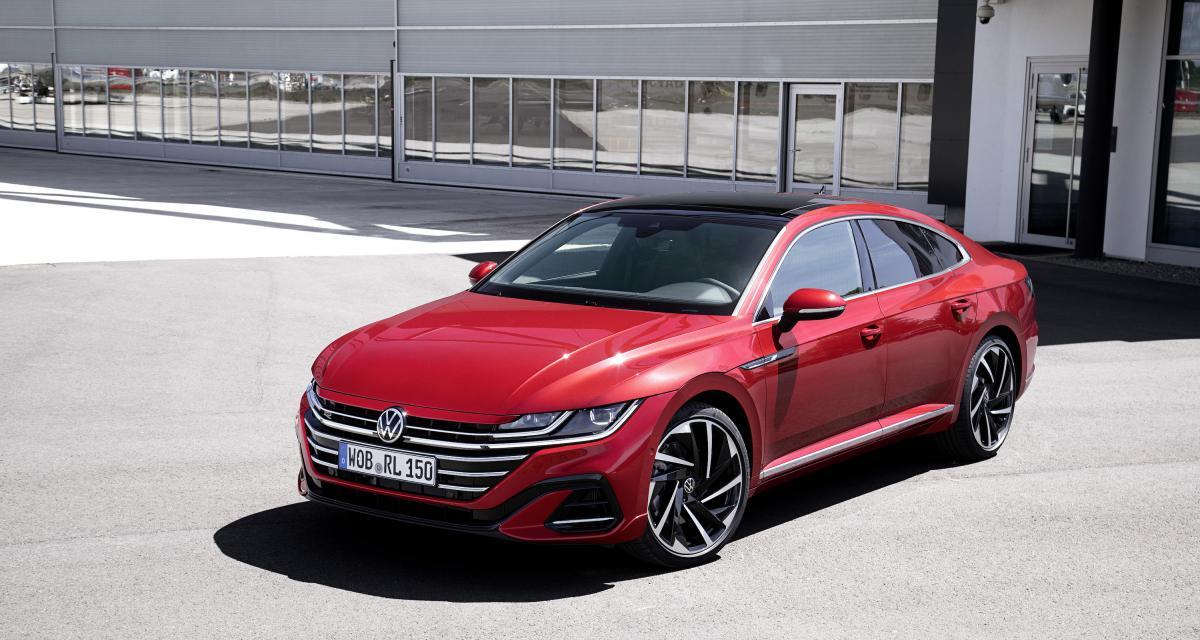 Nouvelle Volkswagen Arteon (2020) : les prix de la berline restylée