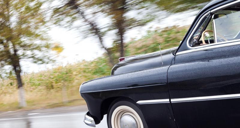 Vol de voitures anciennes : pensez à bien les protéger !