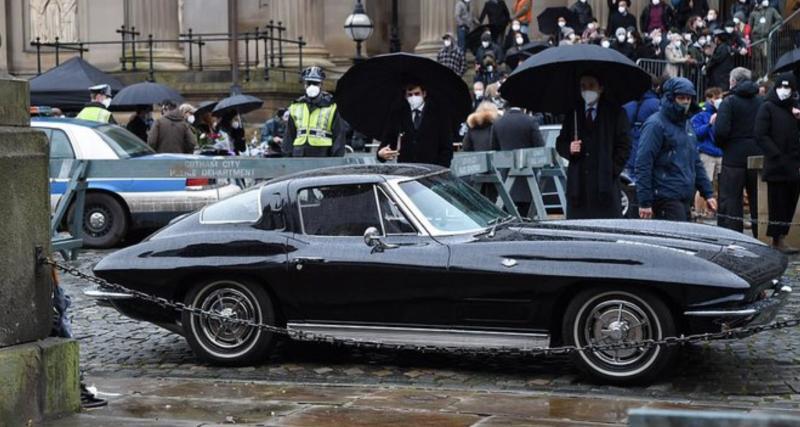 Voici la nouvelle voiture de Batman, moins flashy mais toujours aussi classe (vidéo)