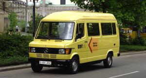 Mercedes-Benz 307 E : l'utilitaire électrique avant l'heure, il y a 40 ans