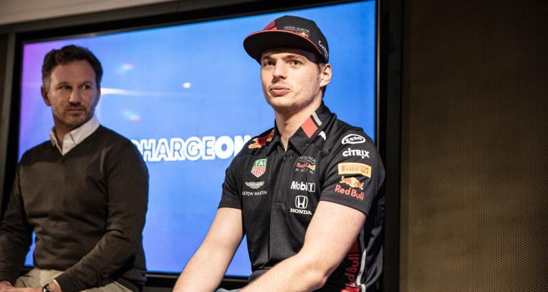Renault sur le podium : Christian Horner et Max Verstappen veulent un taureau comme tatouage pour Abiteboul (vidéo)
