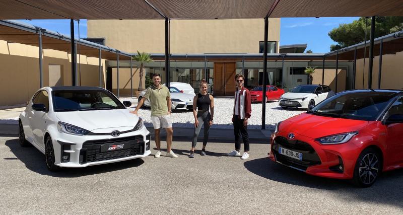 Nouvelle Toyota Yaris 4 : dans la coulisse de sa création à Sophia Antipolis