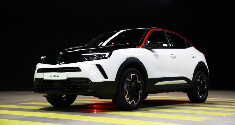 Nouvel Opel Mokka (2021) : nos photos du SUV