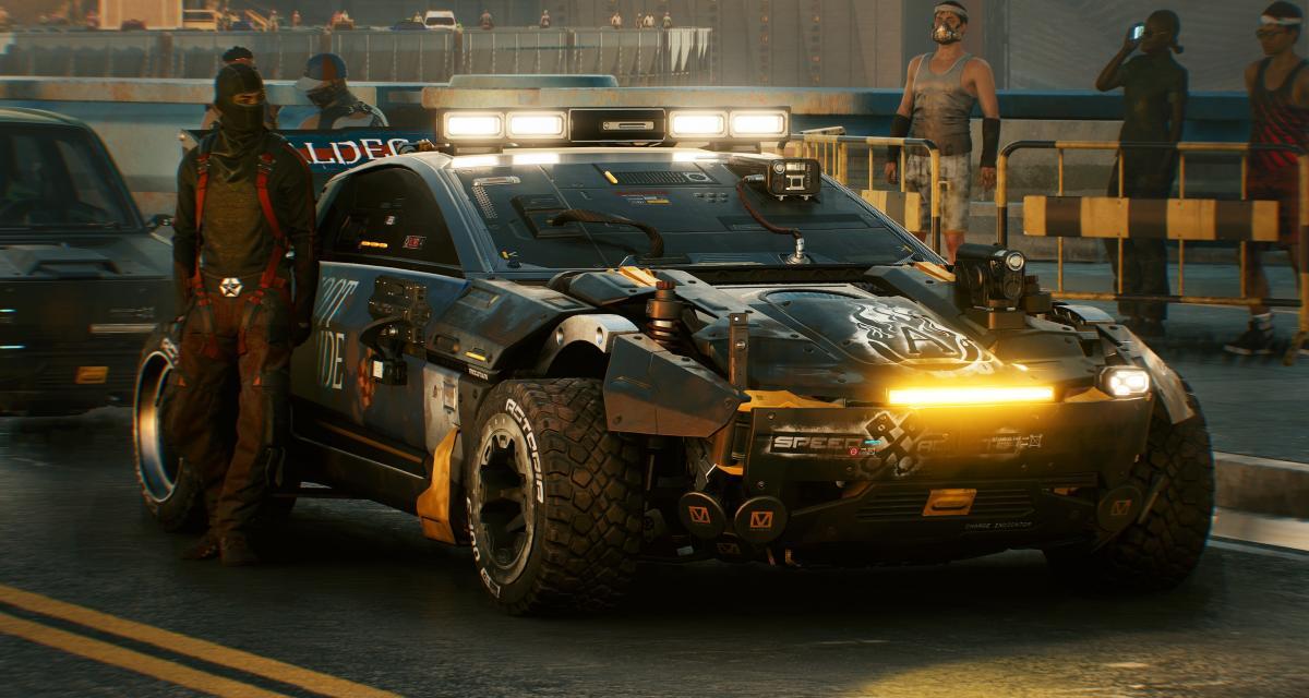 Dans les coulisses de Cyberpunk 2077, les voitures au plus près du réel dans le jeu (vidéo)
