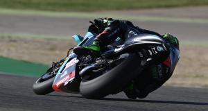 MotoGP - GP d'Aragon : cauchemar pour Quartararo, Mir reprend la tête du championnat