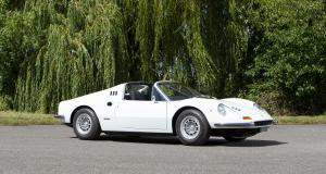 Un trio Ferrari en or à la vente Bonhams de la Goodwood SpeedWeek