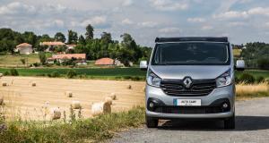 Auto Camp Font Vendôme : le van aménagé facile à vivre
