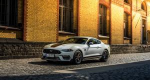 Ford Mustang Mach 1 : un gros V8 atmo américain aussi dispo en Europe