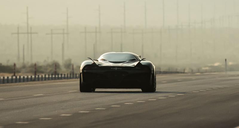 SSC Tuatara : plus de 500 km/h sur route ouverte pour un nouveau record du monde