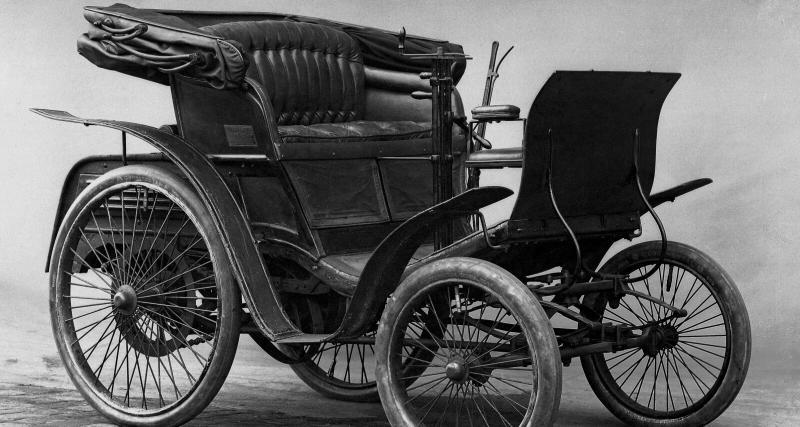 La Mercedes Benz Velo (1894)