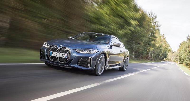 Essai nouvelle BMW Série 4 : coupé-décalé