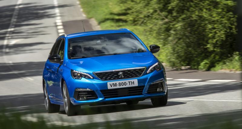 Peugeot 308 (2021) : ce que l'on ne veut pas voir pour la prochaine génération