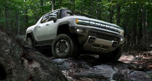GMC Hummer EV Edition 1 (2022) : le pick-up américain électrique de 1000 ch est là