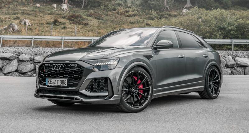 Audi RS Q8 par ABT : une belle bête personnalisable à l'envi