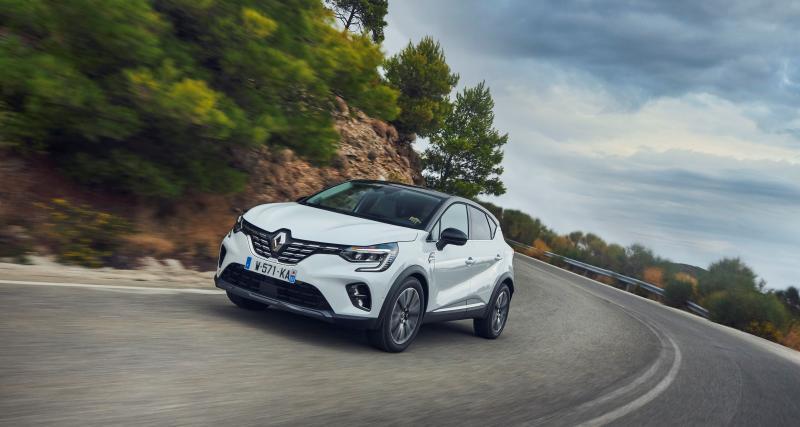 Malus au poids : le nouveau Renault Captur est-il concerné ?