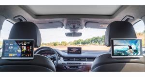 Ampire dévoile des écrans vidéo Android 4K pour les passagers arrière