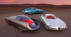 Un trio exceptionnel d'Alfa Romeo estimé à 20 millions de dollars en vente chez RM Sotheby's