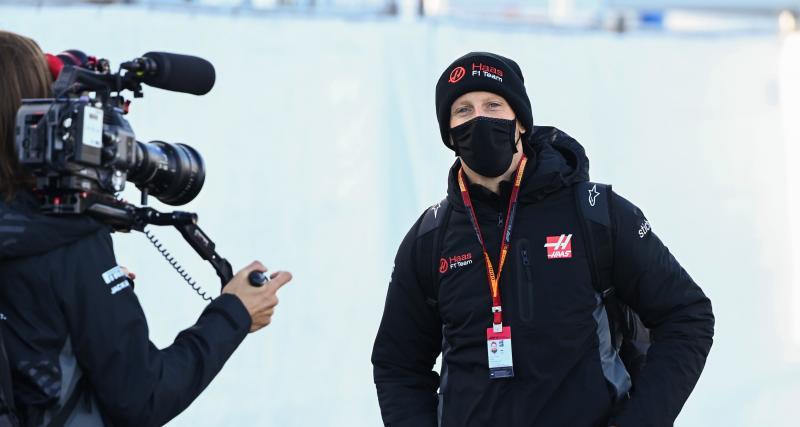 Romain Grosjean quitte Haas, la fin du calvaire