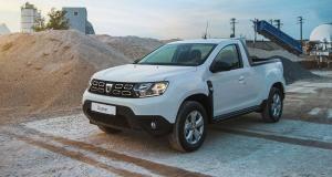 Le Dacia Duster pick-up débarque en Roumanie