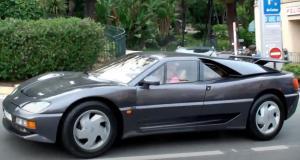 Quand le constructeur de voitures sans permis Aixam, s'était mis en tête de faire une voiture de 408 chevaux (vidéo)