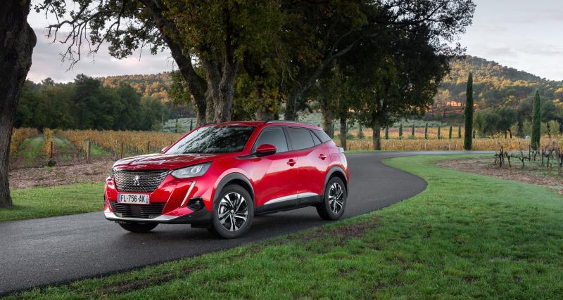 Malus au poids : le nouveau Peugeot 2008 est-il concerné ?