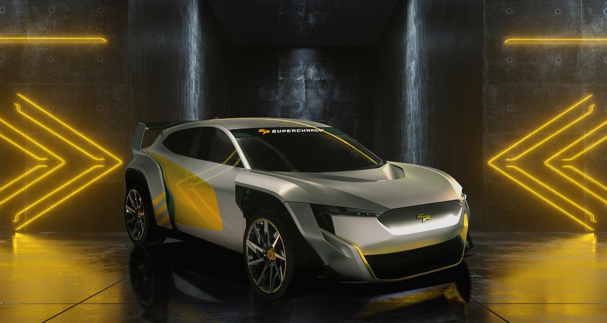 SuperCharge : le nouveau championnat 100% électrique arrivera en 2022