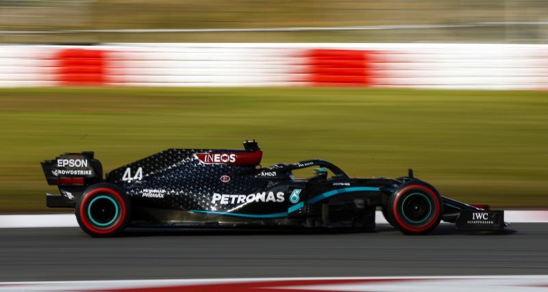 F1 - Grand Prix du Portugal : la grille de départ, la pole pour Hamilton