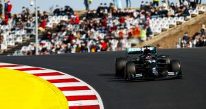 F1 - Grand Prix du Portugal : le départ manqué de Lewis Hamilton en vidéo