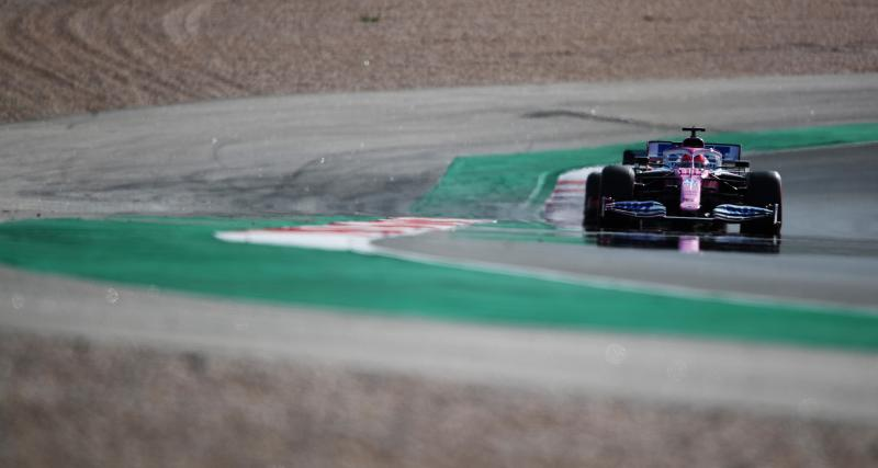 F1 - Grand Prix du Portugal : l'accrochage Stroll - Norris en vidéo