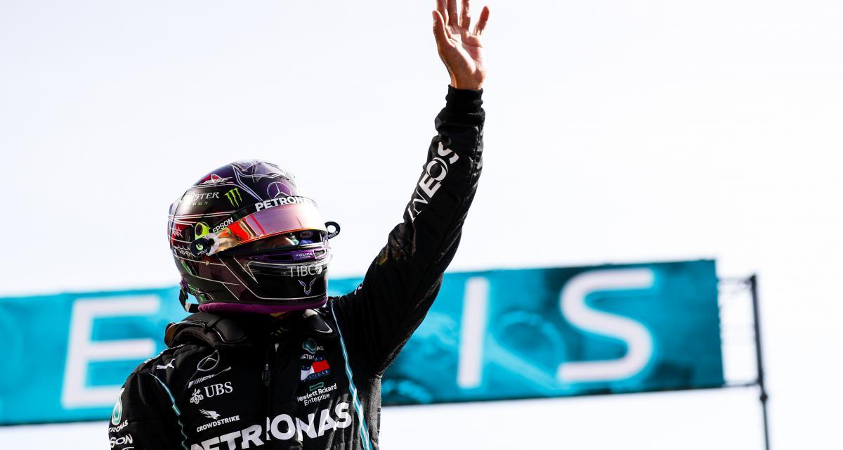 F1 - Grand Prix du Portugal : le classement final, Hamilton dépasse Schumacher