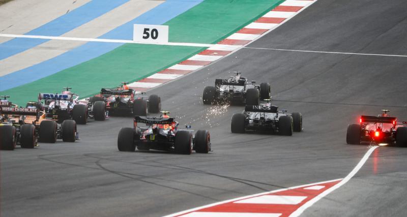 F1 2021 : calendrier et horaires des Grand Prix