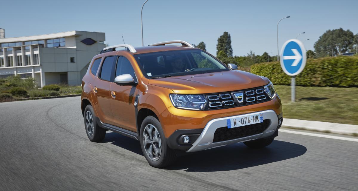 Malus au poids : le Dacia Duster est-il concerné ?